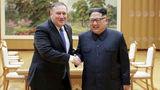 Помпео на встрече с Ким Чен Ыном пошутил о его убийстве