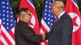 Трамп рассказал о «химии» между ним и Ким Чен Ыном