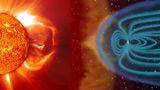 Ученые: сильная магнитная буря Земле не грозит