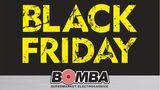 Bomba: Черная пятница – самые низкие цены в году ®