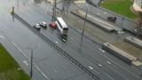 Автобусом, который врезался в столб в Москве, управлял гражданин Молдовы