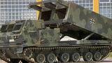 გერმანიის სამხედრო ტექნიკა ლიტვაში შევიდა