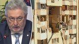 Грозаву: Пострадавшие от взрыва смогут вернуться домой к Рождеству