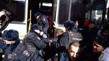 Госдеп США осудил задержания в ходе акций протеста в России