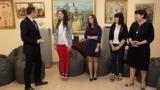 Андриан Канду поощрил лучших студентов стипендиями