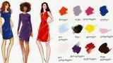 ტანსაცმლის და თმის ფერთა შეხამების 12 იდეალური ვარიანტი