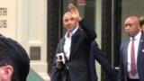 Появление Обамы на улицах в Нью-Йорке вызвало фурор у очевидцев