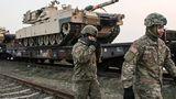 Сотни танков НАТО оказались вблизи границ Молдовы