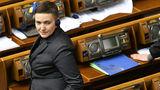 Савченко не знает причины взрывов на военных складах на Украине
