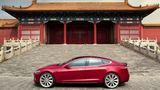 Tesla запустит производство электромобилей в Китае