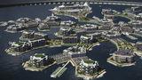 Spectaculos: Cum arată primul oraș plutitor din lume