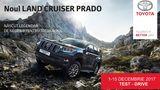 Noul Land Cruiser Prado deja în Moldova ®