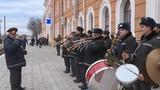 В Тирасполе поезд «Москва-Кишинёв» встречал оркестр МВД