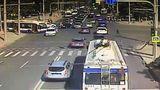 На бульваре Штефана чел Маре затруднено движение транспорта