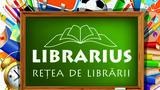 Reduceri la rechizitele școlare în rețeaua Librarius ®