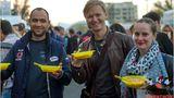 Брифинг и Pasta Party для участников Кишиневского марафона