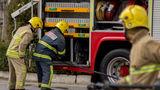 Двое мужчин развели костёр в подвале девятиэтажного дома в Тирасполе