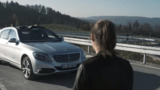 """Mercedes научила автомобиль """"общаться"""" с людьми"""