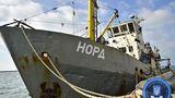 Задержанные украинские моряки были ранены осколками обшивки катера