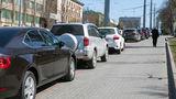 Вступают в силу новые положения о стоянке на тротуарах