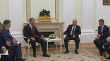 Додон – Путину: За Россию на чемпионате мира болела вся Молдова