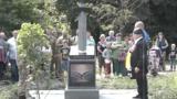 На памятнике погибшим на Донбассе солдатам ВСУ оказался постер с Diablo III