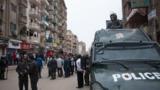 В Египте террористы удерживают полицейских в заложниках