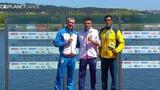 Молдавский гребец Олег Тарновский завоевал серебряную медаль