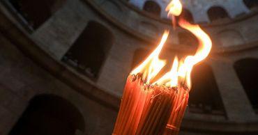 Коронавирус может оставить Молдову без Благодатного огня на Пасху.