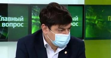 Депутат Гайк Вартанян.