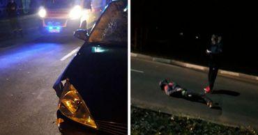 В Бельцах на набережной сбили двух пешеходов: девушка погибла на месте.