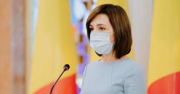 Майя Санду направила соболезнования украинскому коллеге.