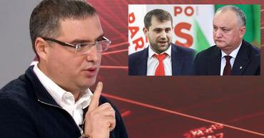 Усатый: В Москве Додону запретили коалицию с Шором.