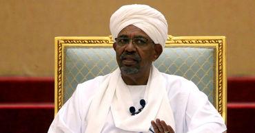 Бывший президент Судана Омар аль-Башир.
