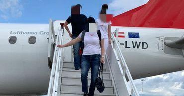 Молдаванку, подозреваемую в торговле наркотиками, экстрадировали из Австрии.