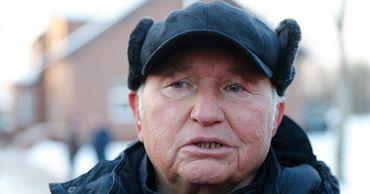 Скончался бывший мэр Москвы Юрий Лужков.