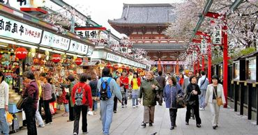 В Японии опровергли информацию о ваучерах для иностранных туристов.