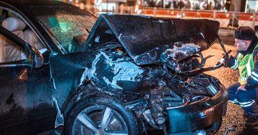 В Петербурге в ДТП пострадал гражданин Молдовы.