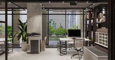 Milanin Residence: Офисы в самом центре столицы.