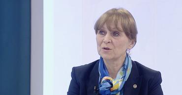 Министр здравоохранения Алла Немеренко.