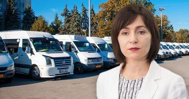 Санду: Транспортники не могут повышать тарифы, как им вздумается.