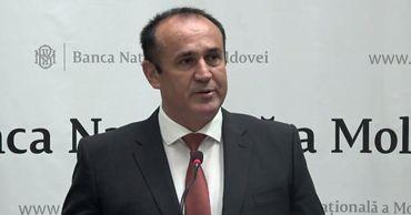 Вице-президент Национального банка Молдовы (НБМ) Ион Стурзу.