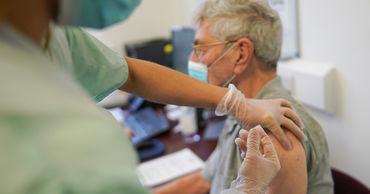 Второй этап вакцинации населения начался в Бельцах 1 апреля.