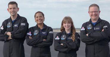 SpaceX укомплектовала первый гражданский экипаж для полета в космос.