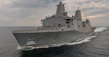 США хотят в ближайшее время установить на корабле ВМС первый боевой лазерный комплекс.