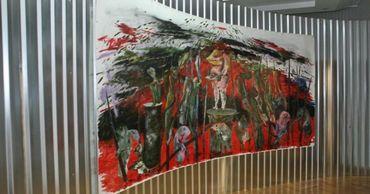В художественном музее открылась выставка Уроборус.