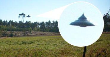Опубликовано «лучшее фото» НЛО за 40 лет. Фото: Point.md.