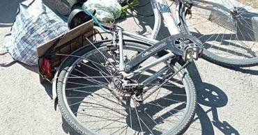 В Кагуле произошло ДТП: автомобиль сбил 72-летнего велосипедиста.