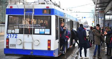 Микроавтобусы столичных маршрутов не будут ездить сегодня, 24 февраля, до 10.00.