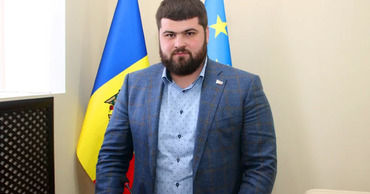 Григорию Узуну 33 года, он из города Вулканешты.